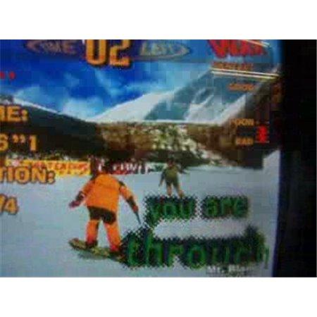 Borne Arcade Surf