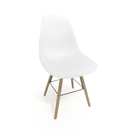 Chaise Scandinave Blanc