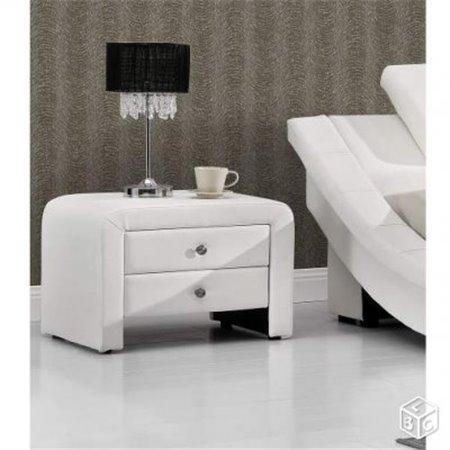 Chevet Design Blanc