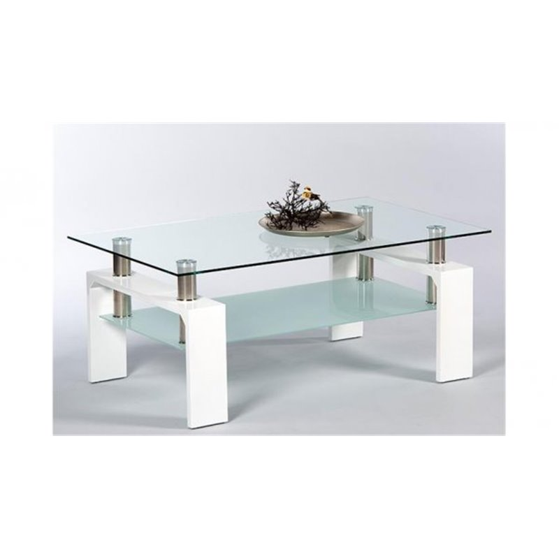 Table De Salon Verre.Table Salon Verre