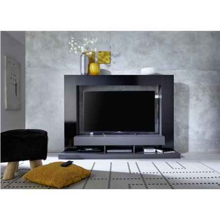 Meuble tv moderne for Bibliotheque meuble moderne