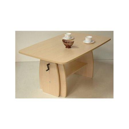 table basse reglable. Black Bedroom Furniture Sets. Home Design Ideas