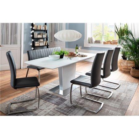 Table Moderne Blanc