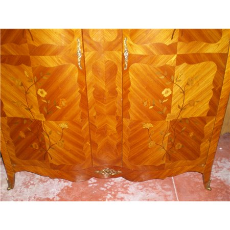 Armoire Marqueterie