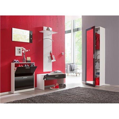 meuble d 39 entr e moderne. Black Bedroom Furniture Sets. Home Design Ideas