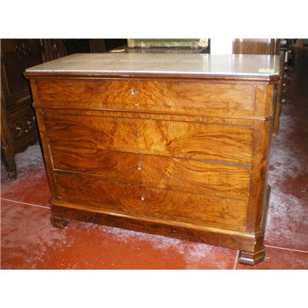 Commode Noyer