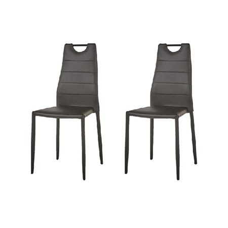 Lot 6 Chaises Moderne