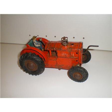 Tracteur Metal