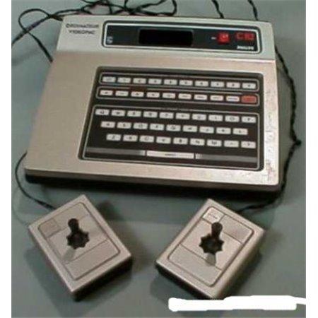 Console VIDEOPAC