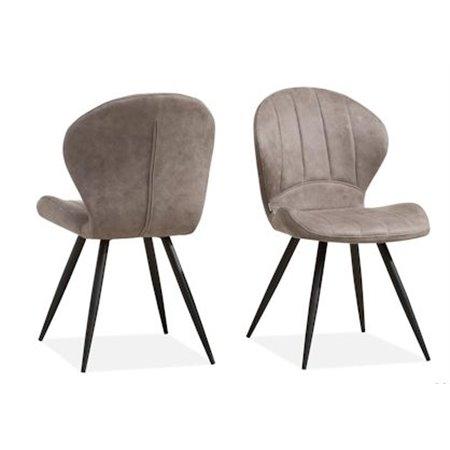 Lot 6 Chaises Design